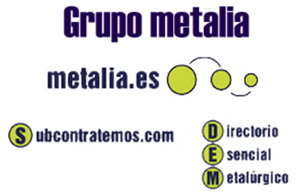 Logo de Metalia Gestion Integral Sl