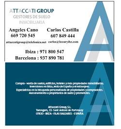 logotipo de ATTACCATI GROUP, SOCIEDAD LIMITADA.