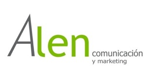 logotipo de ALEN COMUNICACION Y MARKETING S.L.