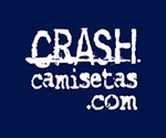 logotipo de CRASH DISEÑO GRAFICO SL