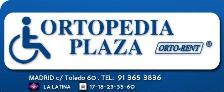 logotipo de ORTOPEDIA PLAZA S.L.