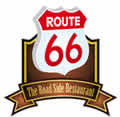 logotipo de ROUTE 66 FOOD SERVICE SOCIEDAD LIMITADA.