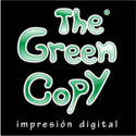 logotipo de THE GREEN COPY AND REPROGRAPHY SL.