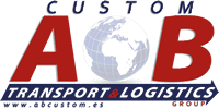 logotipo de AB CUSTOM TRANSPORT & LOGISTICS, SL