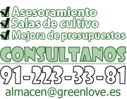 logotipo de GREEN LOVE SL.