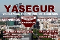 logotipo de YAGUE SEGURIDAD S.L.