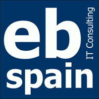 logotipo de ELECTRONIC BUSINESS SPAIN S.L.
