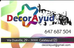 Logo de Decor Ayud Sl.