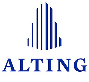 logotipo de ALTING GESTION SA