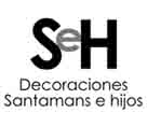 logotipo de DECORACIONES SANTAMANS E HIJOS SL