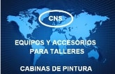 Logo de Cabinas Cns World Sl.